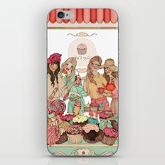 Sweet Temptation iPhone & iPod Skin
