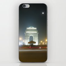 Rush Hour - India Gate iPhone & iPod Skin