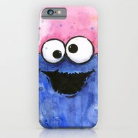 Cookie Monster iPhone 6 Slim Case