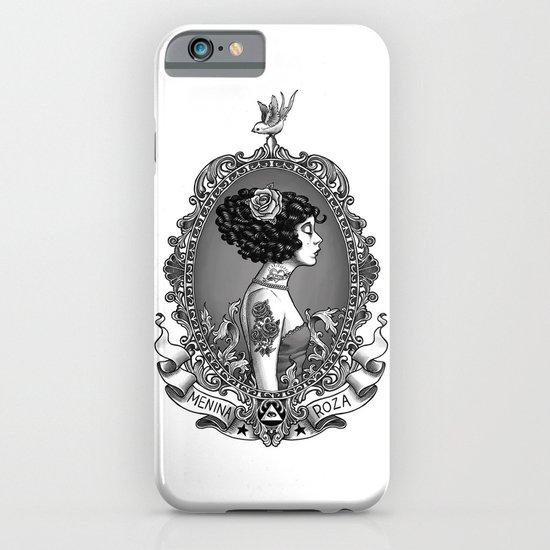 Menina Roza iPhone & iPod Case