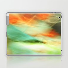 Abstract Art II Blue/Black/Green/Red Laptop & iPad Skin