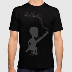Rite of Spring Mens Fitted Tee Black SMALL