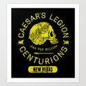 Bad Boy Club: Caesar's Legion Centurions  Art Print