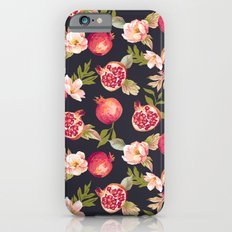 Pomegranate patterns iPhone 6 Slim Case