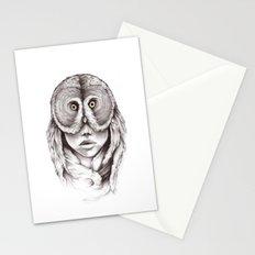 Owlhead Stationery Cards
