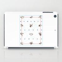 Memento Audere Semper iPad Case