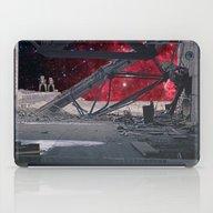 SPACE DEVASTATION iPad Case