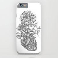 iPhone & iPod Case featuring THE STRONGEST MUSCLE by Casstronaut
