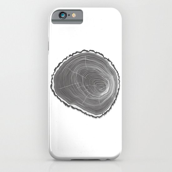 Tree Ring iPhone & iPod Case