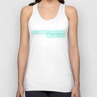 All Good Things Unisex Tank Top