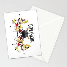 Skyrim: The Dovahkiin - RED (Skyrim) Stationery Cards