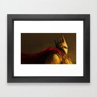 ARTHUR Framed Art Print