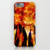 iPhone & iPod Case featuring Dreamcatcher by Valerie Anne Kelly