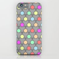 iPhone & iPod Case featuring Careless Woman Pattern V2 by Benjamin White