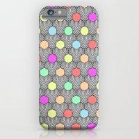 Careless Woman Pattern V… iPhone 6 Slim Case