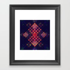 Prism_01 Framed Art Print