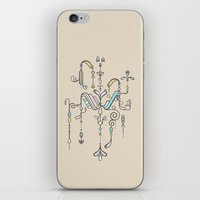 TIOH TWO iPhone & iPod Skin