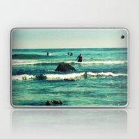 In the Surf Laptop & iPad Skin