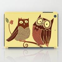 Nice Hooters iPad Case