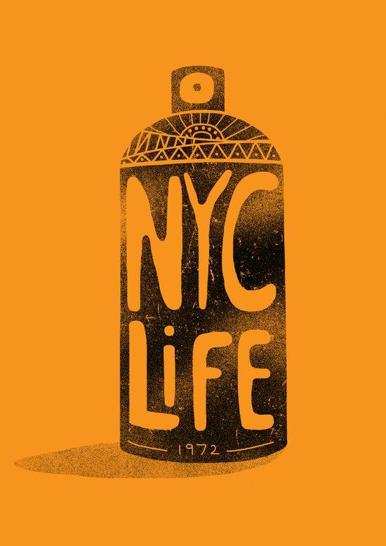 NYC Life Art Print
