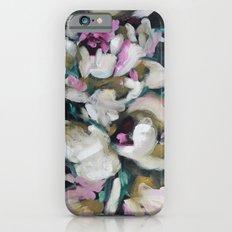Blurred Vision Series - Blush Peonies No. 1 iPhone 6 Slim Case