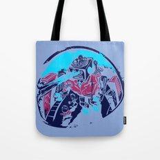 Mechanical Mayhem Tote Bag