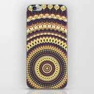 iPhone & iPod Skin featuring Mandala 139 by Patterns Of Life