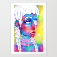 Version II Art Print