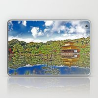 Serenity in Japan Laptop & iPad Skin