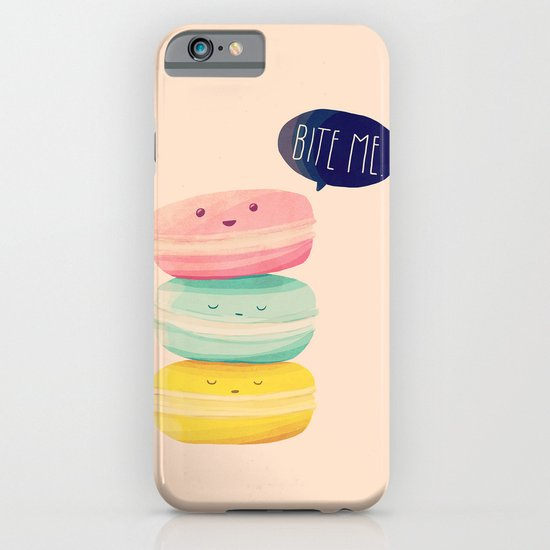 Bite Me iPhone & iPod Case
