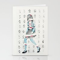 Sliced Stationery Cards
