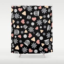 Shower Curtain - Lovely Pattern VII - KAPS Studio