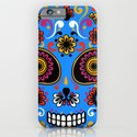 Sugar Skull #9 iPhone & iPod Case