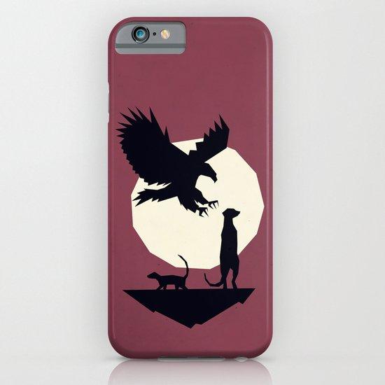 M is for Meerkat iPhone & iPod Case