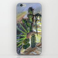 Arizonia Rocks iPhone & iPod Skin