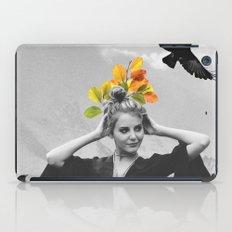 CROW GIRL  iPad Case