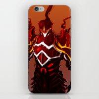 Flare Armor iPhone & iPod Skin