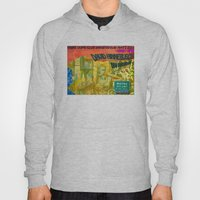 A Day In The Day Poster Hoody