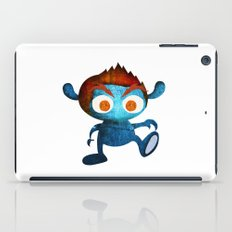 Mr. Blue iPad Case