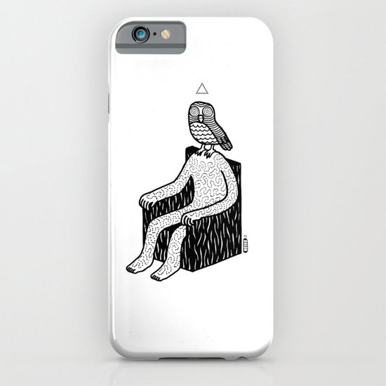 The Hypnowl Consultant iPhone & iPod Case