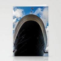 Ship Shape Stationery Cards