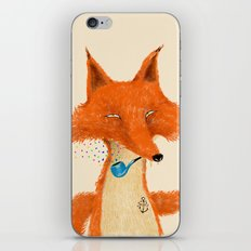 Fox III iPhone & iPod Skin