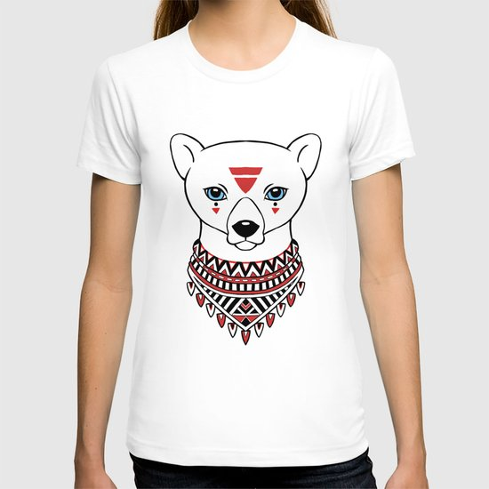 Tribal Bear T-shirt