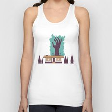 The Cabin in the Woods Unisex Tank Top