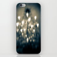 amour brûlant iPhone & iPod Skin