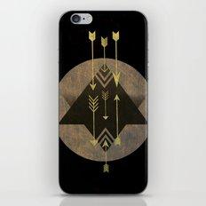 Cosmic Hunt iPhone & iPod Skin