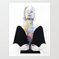 Another One (inside The … Art Print