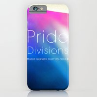 iPhone & iPod Case featuring Pride Divisions by Hiver & Leigh