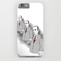 iPhone & iPod Case featuring Puppets by Miguel Herranz