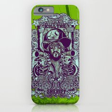kill the sheriff iPhone 6 Slim Case